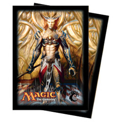 Ultra Pro Dragon's Maze Sleeves - Simic (80ct)