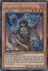 Evilswarm Thunderbird - HA07-EN051 - Secret Rare - 1st