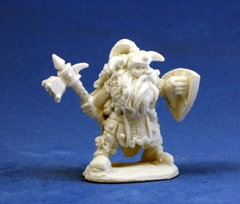 77011 - Fulumbar Ironhand, Dwarf Warrior