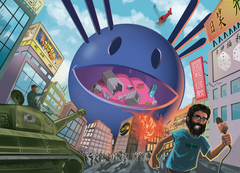 King of Tokyo: Pouic Promo Monster