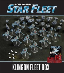 A Call To Arms: Star Fleet: Klingon Fleet Box
