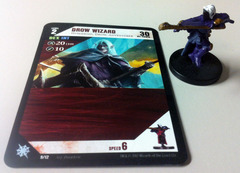 Dungeon Command Drow Wizard Promo