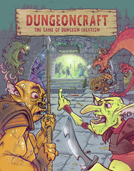 DungeonCraft: Hero versus Guardian