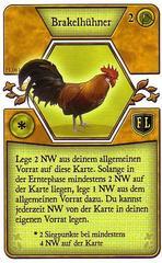 Agricola: Brakelhühner Promo Card