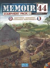 Memoir '44: Equipment Pack Bonus Scenarios