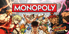 Monopoly - Street Fighter Collector's Edition