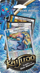 Clash of the Duel Masters Competitive Deck - Psychic Assault