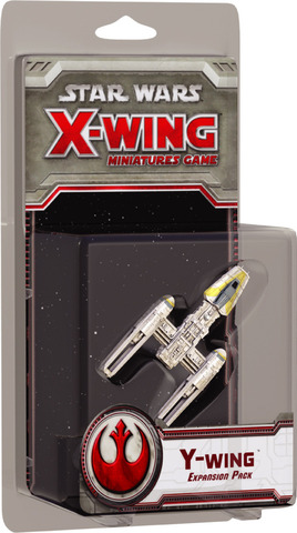 Star Wars: X-Wing Miniatures Game - Y-Wing Expansion Pack