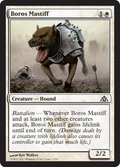Boros Mastiff - Foil