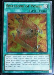 Spellbook of Power - AP02-EN003 - Ultimate Rare - Unlimited on Channel Fireball