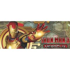 Marvel HeroClix: Iron Man 3 Gravity Feed Display