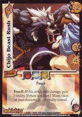 Chijo Beast Rush