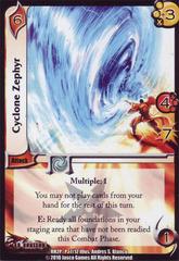 Cyclone Zephyr