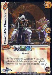 Marduk's Thunder