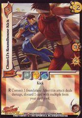 Chun-Li's Roundhouse Kick