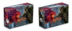 Izzet vs Golgari Duel Deck Box for Magic
