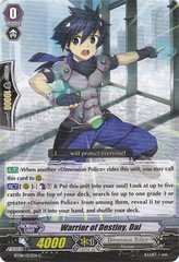 Warrior of Destiny, Dai - BT08/053EN - C