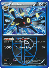 Umbreon - 64/116 - Holo Rare