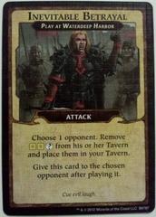 Lords of Waterdeep Inevitable Betrayal Promo Card