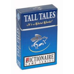 Fictionaire: Tall Tales - It's a Weird World