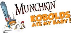 Munchkin Kobolds Ate My Baby!