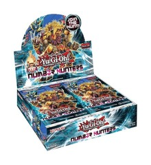 Number Hunters Booster Box