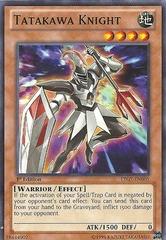 Tatakawa Knight - LTGY-EN005 - Common - 1st