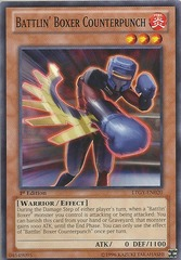 Battlin' Boxer Counterpunch - LTGY-EN020 - Common - 1st Edition