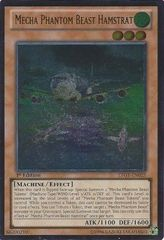 Mecha Phantom Beast Hamstrat - LTGY-EN025 - Ultimate Rare - 1st Edition
