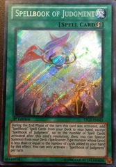 Spellbook of Judgment - LTGY-EN063 - Secret Rare - 1st Edition
