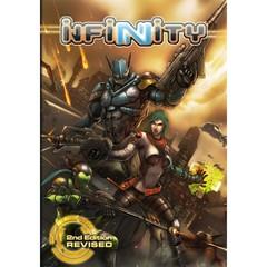Infinity - El Manual de Reglas (2ª Edición Revisada) (289901)