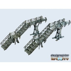 Catwalk set (2) (H00001)