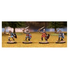 Dismounted Knights 3. Attacking (150809-0086)