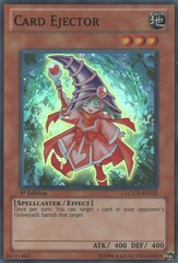 Card Ejector - LCGX-EN032 - Super Rare - Unlimited Edition on Channel Fireball