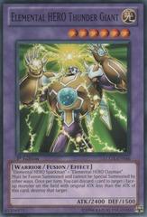 Elemental HERO Thunder Giant - LCGX-EN046 - Common - Unlimited Edition