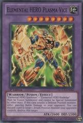 Elemental HERO Plasma Vice - LCGX-EN066 - Common - Unlimited Edition