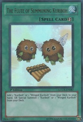 The Flute of Summoning Kuriboh - LCGX-EN087 - Ultra Rare - Unlimited Edition
