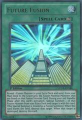 Future Fusion - LCGX-EN186 - Ultra Rare - Unlimited Edition