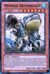 Mermail Abyssbalaen - LTGY-EN083 - Ultra Rare - 1st