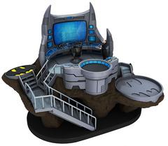 The Batcave (R200b)