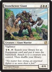 Stonehewer Giant - Foil