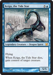 Keiga, the Tide Star - Foil (MMA)