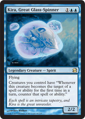 Kira, Great Glass-Spinner - Foil