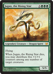 Jugan, the Rising Star - Foil