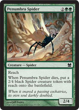 Penumbra Spider - Foil