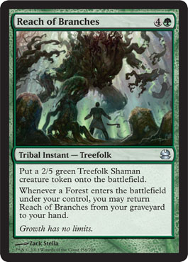 Reach of Branches - Foil