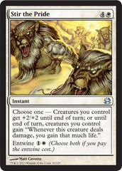 Stir the Pride - Foil