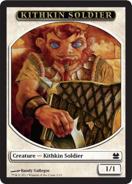 Kithkin Soldier Token