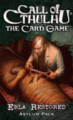 Call of Cthulhu: The Card Game - Ebla Restored