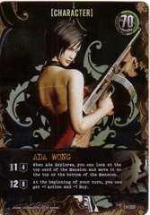 Resident Evil Deck Building Game: Ada Wong Foil Promo